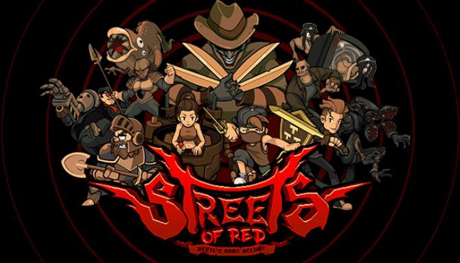 Streets of Red Devils Dare Deluxe Free Download