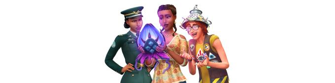 The Sims 4 StrangerVille Free Download Full Version PC Game