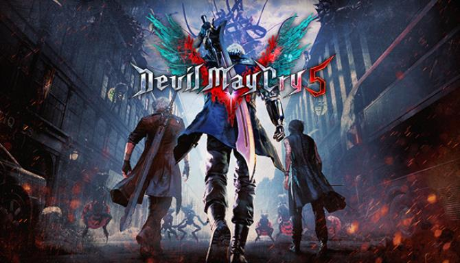 Devil May Cry 5 Free Download Full Version PC Game Setup