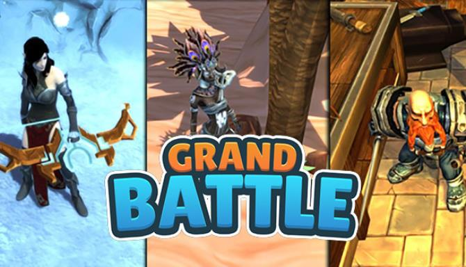 Grand Battle Free Download Full Version PC Game Setup