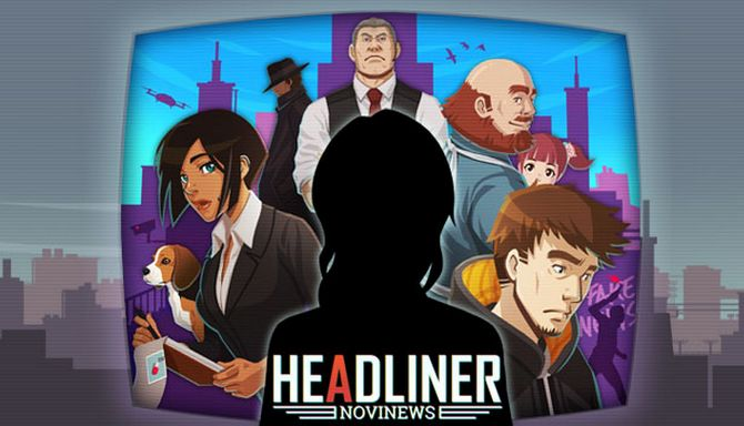 Headliner NoviNews Free Download Full Version PC Game
