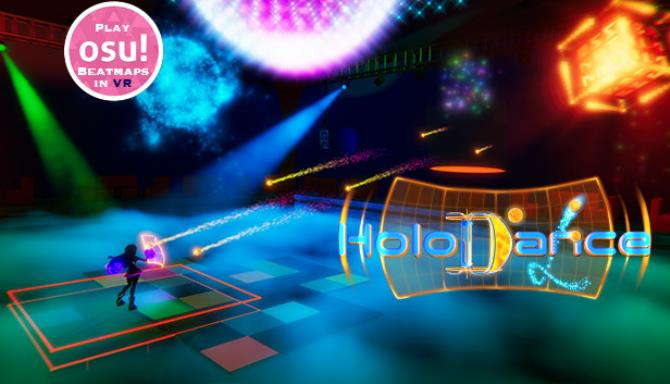 Holodance Free Download PC Game setup