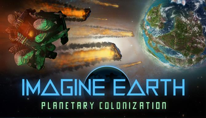 Imagine Earth Free Download PC Game setup