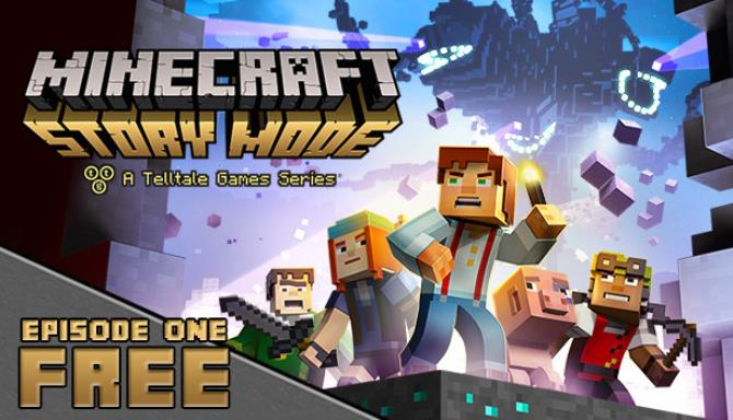 Minecraft Story Mode A Telltale Games Series Free Download Full Version PC Game