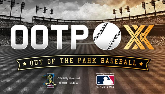 Out of the Park Baseball 20 Free Download Full Version PC Game Setup