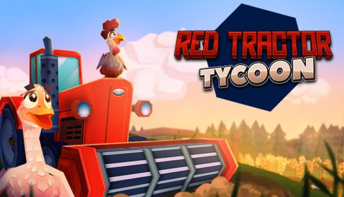 Red Tractor Tycoon Free Download Full Version PC Game Setup
