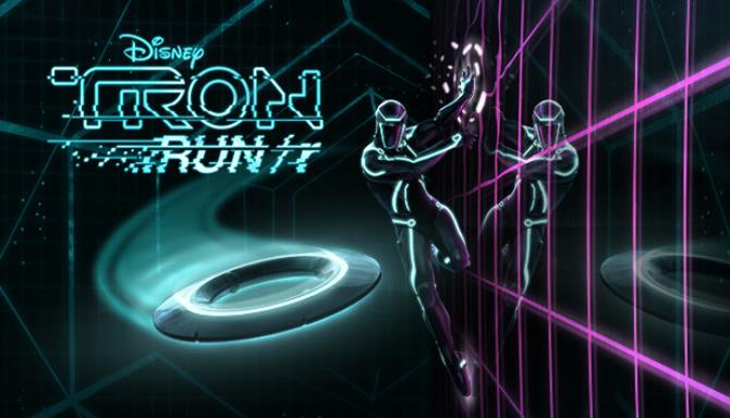 TRON RUNr Free Download PC Game setup