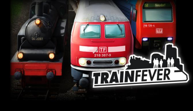 Train Fever Free Download PC Game setup