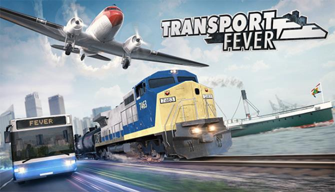 Transport Fever Free Download Full Version PC Game