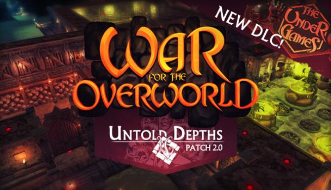 War For The Overworld Free Download PC Game setup