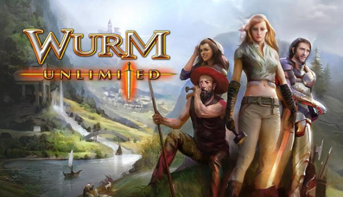 Wurm Unlimited Free Download Full Version PC Game Setup