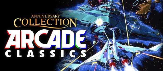 Arcade Classics Anniversary Collection Free Download Full Version PC Game Setup