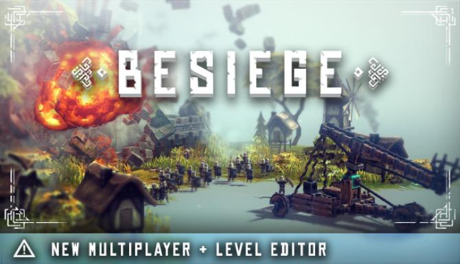 Besiege Free Download PC Game setup