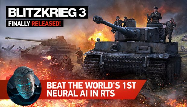 Blitzkrieg 3 Free Download PC Game setup