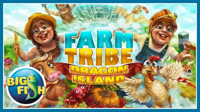 Farm Tribe Dragon Island Free Download