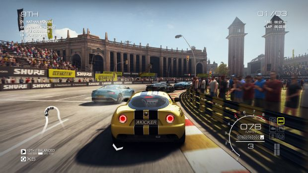 GRID Autosport Complete Free Download PC Game setup