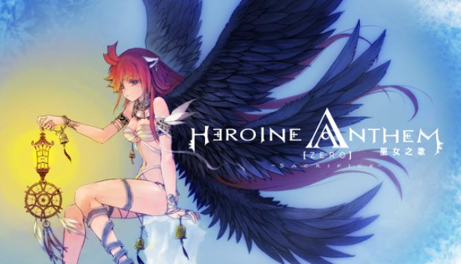 HEROINE ANTHEM ZERO Free Download PC Game setup