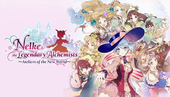 Nelke And The Legendary Alchemists Ateliers Of The New World Free Download. PC Game