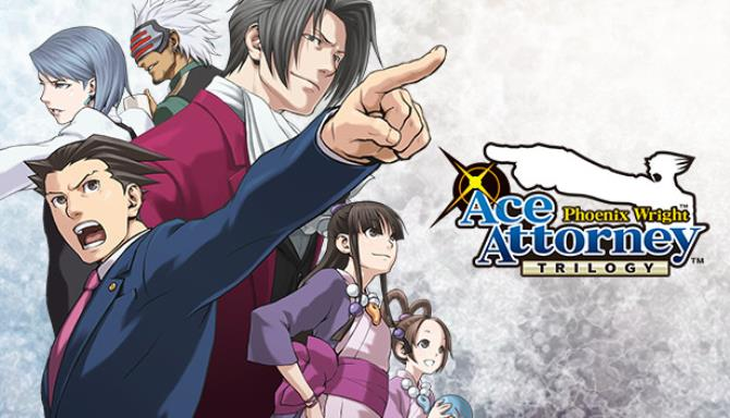 Phoenix Wright Ace Attorney Trilogy Free Download Full Version PC Game