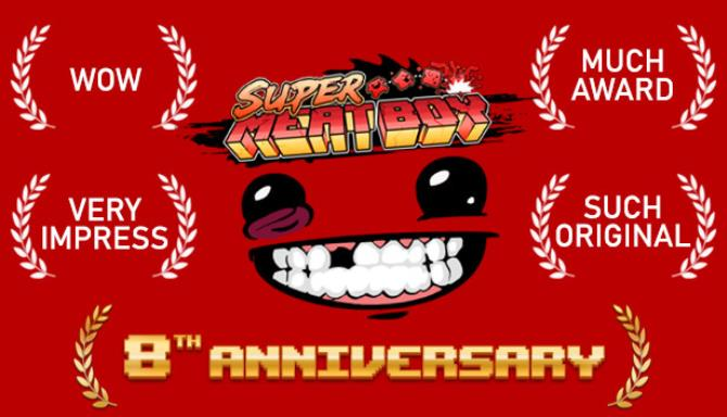 Super Meat Boy Free Download PC Game setup