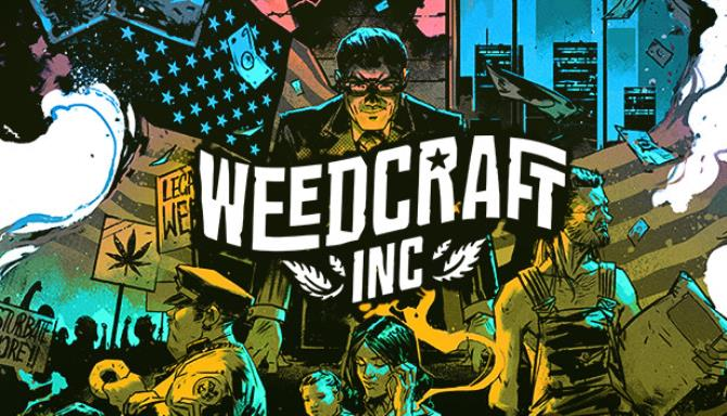 Weedcraft Inc Free Download Full Version PC Game Setup