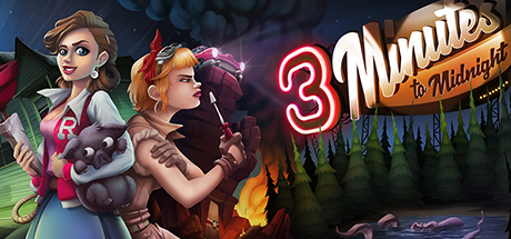 3 Minutes to Midnight A Comedy Graphic Adventure Free Download PC Game