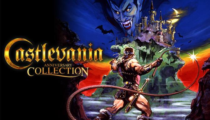 Castlevania Anniversary Collection Free Download PC Game
