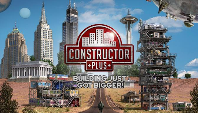 Constructor Plus Free Download PC Game setup