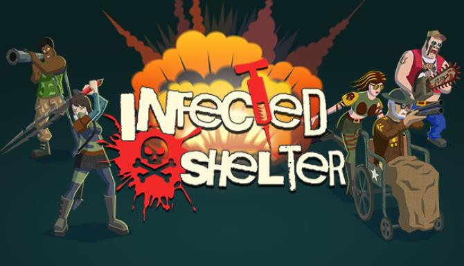 Infected Shelter Free Download Full Version PC Game Setup