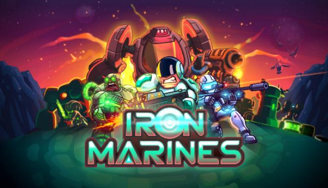 Iron Marines Free Download Full Version PC Game Setup