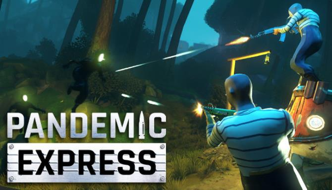 Pandemic Express Zombie Escape Free Download PC Game
