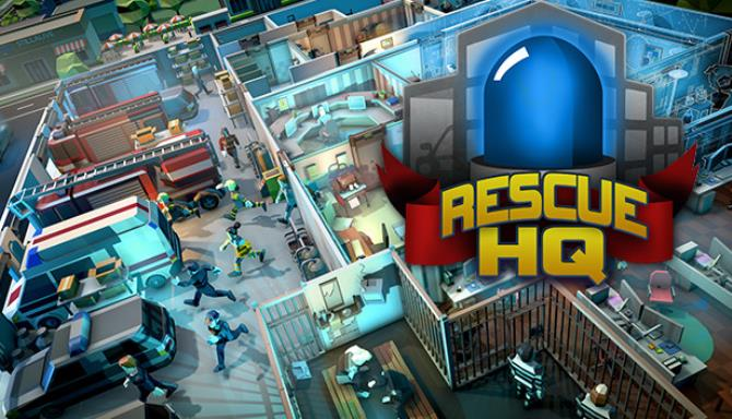Rescue HQ The Tycoon Free Download Full Version PC Game