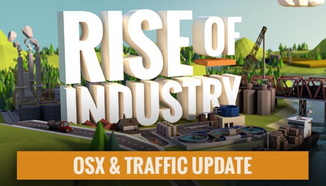 Rise Of Industry Free Download Full Version PC Game Setup