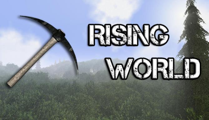 Rising World Free Download Full Version PC Game Setup
