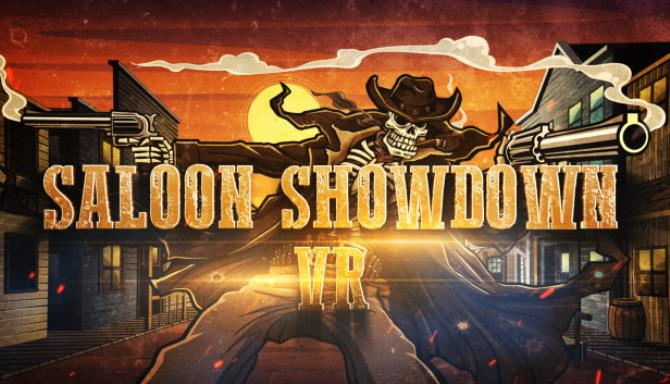 Saloon Showdown VR Free Download Full Version PC Game setup