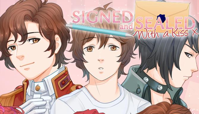 Signed and Sealed With a Kiss Free Download PC Game setup