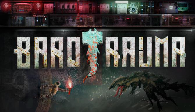 Barotrauma Free Download Full Version PC Game Setup