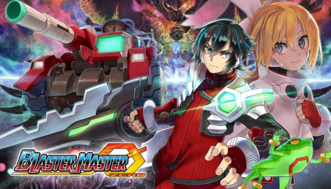 Blaster Master Zero Free Download Full Version PC Game Setup