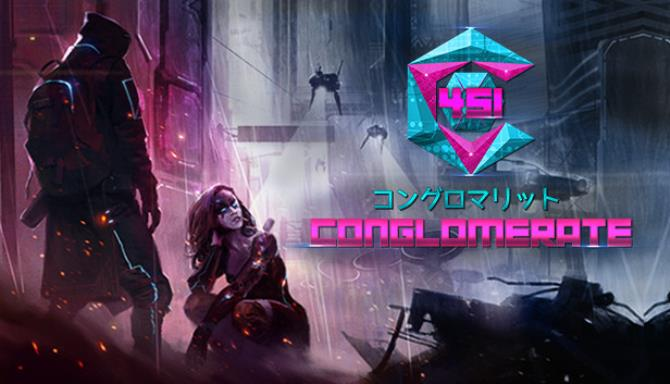 Conglomerate 451 Free Download Full Version PC Game Setup