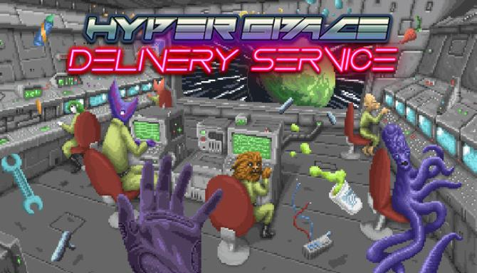 Hyperspace Delivery Service Free Download PC Game setup