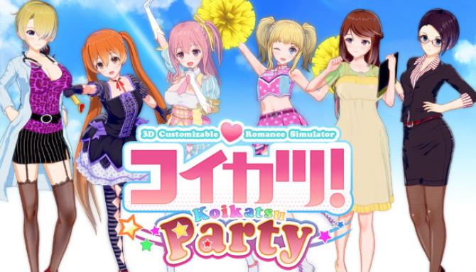 Koikatsu Party Free Download