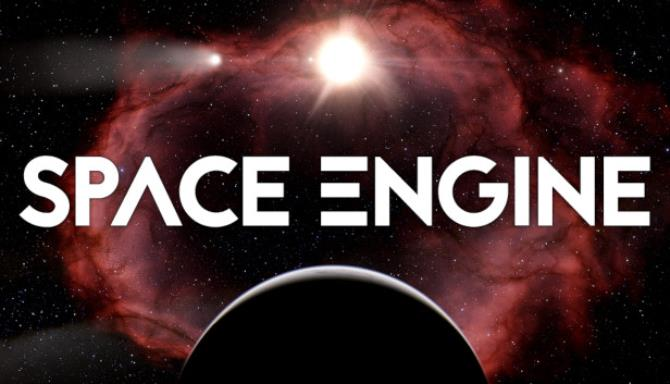 SpaceEngine Free Download Full Version PC Game Setup