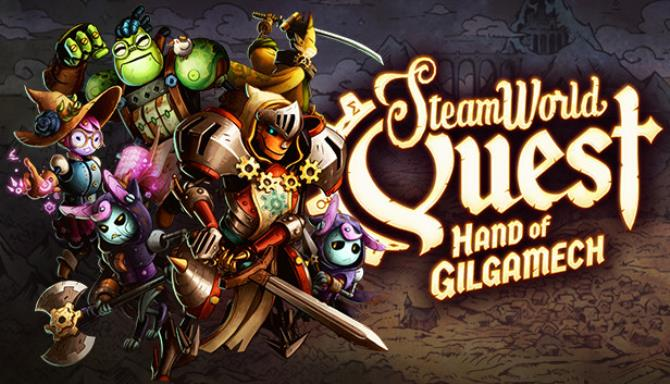 SteamWorld Quest Hand of Gilgamech Free Download PC Game setup