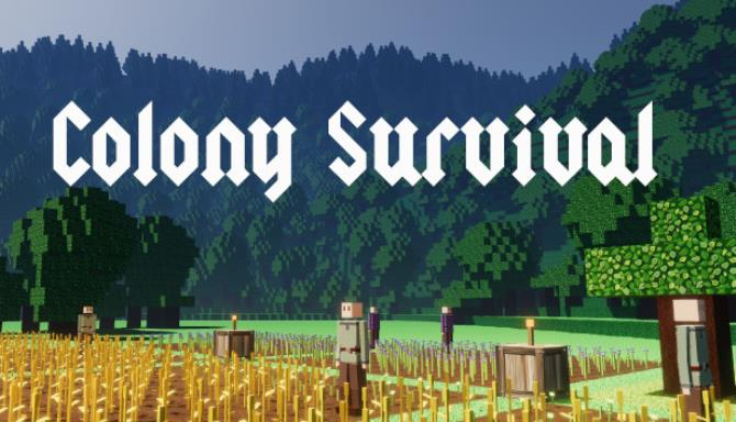 Colony Survival Free Download PC Game setup