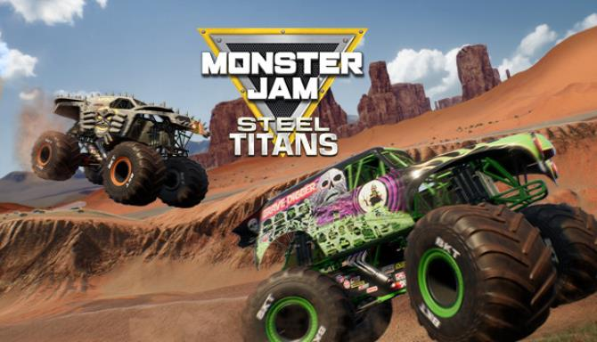 Monster Jam Steel Titans Free Download Full Version PC Game