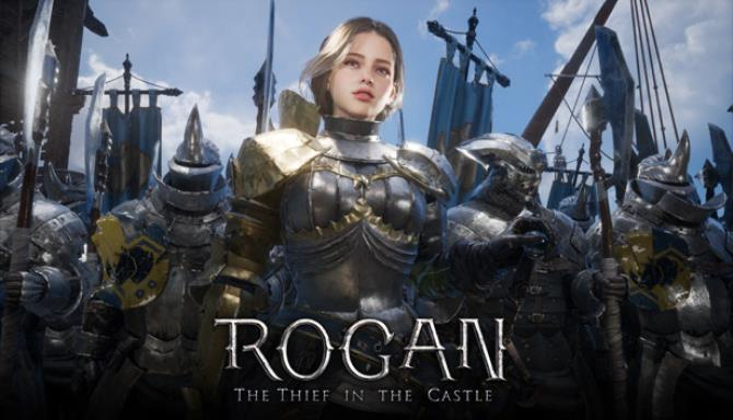ROGAN The Thief in the Castle Free Download Full Version PC Game