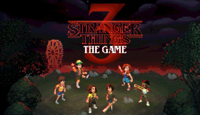 Stranger Things 3 The Game Free Download PC game setup