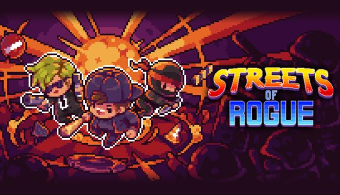 Streets of Rogue Download Free PC Game setup