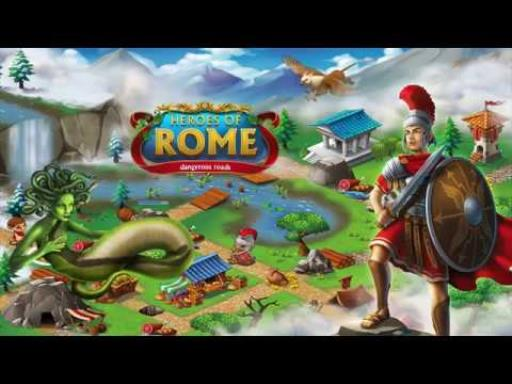 Heroes of Rome Dangerous Roads Free Download